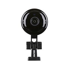 olcso IP kamerák-escam® gomb q6 1.0 mp mini beltéri kétirányú hang 128g tf mozgásérzékelés kettős stream távoli hozzáférés ir-cut ip kamera