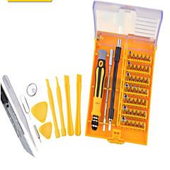 abordables Ofertas Semanales-Teléfono móvil Kit de herramientas de reparación 45 in 1 Cuchillos Pinzas Extensión para destornillador Destornillador Ventosa Plástico /