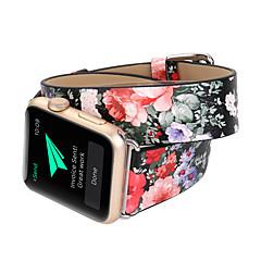 abordables Correas para Apple Watch-Ver Banda para Apple Watch Series 3 / 2 / 1 Apple Correa de Muñeca Hebilla Moderna Cuero Auténtico