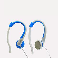 お買い得  ヘッドセット、ヘッドホン-LIZU KL320 イヤフック ケーブル ヘッドホン 動的 銅 携帯電話 イヤホン マイク付き ヘッドセット