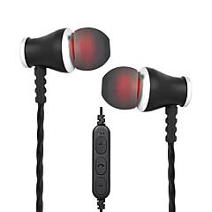 preiswerte Headsets und Kopfhörer-Cwxuan Im Ohr Kabellos Kopfhörer Planare magnetische Aluminum Alloy / Kunststoff Handy Kopfhörer Magnet Anziehung / Mit