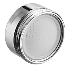 お買い得  蛇口用 LED ライト-蛇口アクセサリー-優れた品質-コンテンポラリー フィルタ-フィニッシュ - クロム