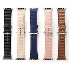 abordables Correas para Apple Watch-Ver Banda para Apple Watch Series 3 / 2 / 1 Apple Correa de Muñeca Hebilla Moderna PU