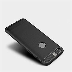 お買い得  その他のケース-ケース 用途 OnePlus OnePlus 5T 5 つや消し バックカバー 純色 ソフト TPU のために One Plus 5 OnePlus 5T One Plus 3T