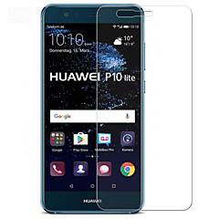 olcso Huawei képernyővédők-Képernyővédő fólia Huawei mert Edzett üveg 1 db Kijelzővédő fólia High Definition (HD) 9H erősség 2.5D gömbölyített szélek