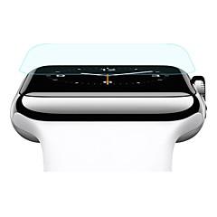 abordables Protectores de Pantalla para Apple Watch-Protector de pantalla Para 42mm iWatch Vidrio Templado A prueba de explosión Dureza 9H Alta definición (HD) 1 pieza