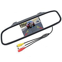 cheap Car Rear View Camera-ZIQIAO 5 Inch Digital TFT LCD Mirror Car Parking Rear View Monitor With