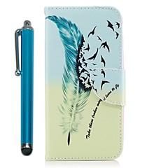 Χαμηλού Κόστους Galaxy S6 Edge Θήκες / Καλύμματα-tok Για Samsung Galaxy S9 S9 Plus Θήκη καρτών Πορτοφόλι με βάση στήριξης Ανοιγόμενη Μαγνητική Πλήρης Θήκη Φτερά Σκληρή PU δέρμα για S9