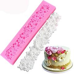 お買い得  ベイキング用品&ガジェット-ベークツール シリカゲル ベーキングツール / 誕生日 / バレンタイン・デー クッキー / Cupcake / ケーキのための ケーキ型