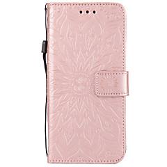 Χαμηλού Κόστους Galaxy S6 Θήκες / Καλύμματα-tok Για Samsung Galaxy S9 S9 Plus Θήκη καρτών Πορτοφόλι με βάση στήριξης Ανοιγόμενη Με σχέδια Πλήρης Θήκη Μάνταλα Σκληρή PU δέρμα για S9