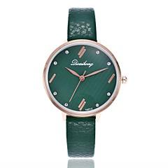 preiswerte Damenuhren-Damen Quartz Kleideruhr Modeuhr Armbanduhren für den Alltag Chinesisch Armbanduhren für den Alltag Legierung Band Freizeit Schwarz Weiß