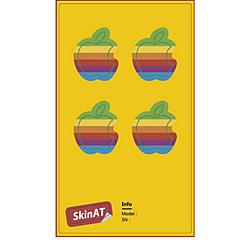 Χαμηλού Κόστους Αυτοκόλλητα για iPhone-1 τμχ Αυτοκόλλητο Καλύμματος για Προστασία από Γρατζουνιές Μοτίβο PVC iPhone 7 Plus