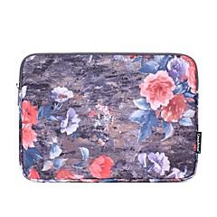 """preiswerte Laptop Taschen-Textil Blume / Modisch Ärmel 13 """"Laptop"""