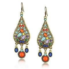 cheap Earrings-Women's Bohemian Drop Earrings - Vintage Casual Bohemian Drop For Daily Prom