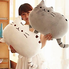 abordables Juguetes de Peluche-40*30cm Pillow Toy Pusheen Gato Animales de peluche y de felpa Animales Encantador Regalo
