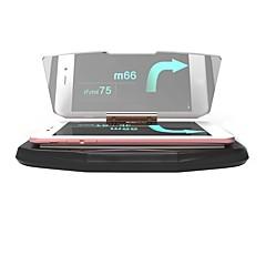 abordables Displays para Retrovisor-Ziqiao universal gps soporte de navegación hud head up display para soporte de teléfono de soporte de coche de teléfono inteligente