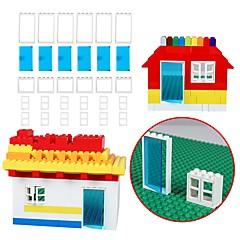 Χαμηλού Κόστους -Τουβλάκια 30pcs Οικογένεια Σχολείο / Απλός Γιούνισεξ Δώρο