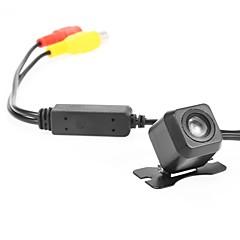 Недорогие Камеры заднего вида для авто-304 0.5 Неприменимо 720p КМОП-структура CCD Проводное 170° Автомобильный реверсивный монитор Водонепроницаемый Автоматическое