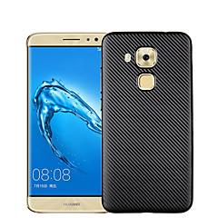 Недорогие Чехлы и кейсы для Huawei серии Y-Кейс для Назначение Huawei Y7(Nova Lite+) Nova 2 Plus Ультратонкий Кейс на заднюю панель Сплошной цвет Мягкий ТПУ для Huawei Y7(Nova