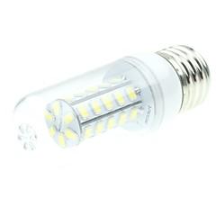 お買い得  LED 電球-SENCART 1個 4W 800-1200lm E14 / G9 / B22 LEDコーン型電球 T 36 LEDビーズ SMD 5730 装飾用 温白色 / ホワイト 220-240V / 12V