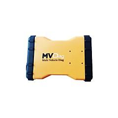 abordables Herramientas y Equipamiento para Coche-Todos los modelos 16pin 3 OBD-II - No Escáneres de diagnóstico de vehículos