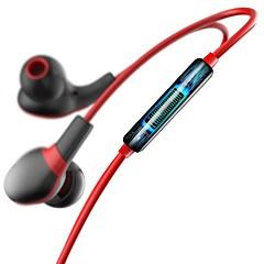 お買い得  ヘッドセット、ヘッドホン-S04 ワイヤレス ヘッドホン 動的 プラスチック 携帯電話 イヤホン ボリュームコントロール付き ヘッドセット