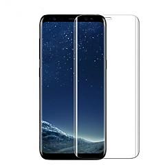 billige -Skærmbeskytter for Samsung Galaxy S8 Hærdet Glas 1 stk Skærmbeskyttelse High Definition (HD) / 9H hårdhed / Eksplosionssikker