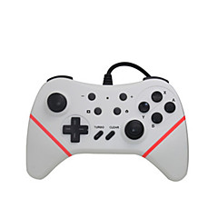 abordables Accesorios para Nintendo Switch-HHC-S018 Con Cable Control de Videojuego Para Interruptor de Nintendo ,  Portátil Control de Videojuego ABS 1 pcs unidad