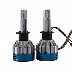 Недорогие Автомобильные фары-p14.5 комплект фар головного света h1 подходит для 2010-2018 годов elantra cr-v k5 pegeou 307