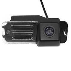 Недорогие Камеры заднего вида для авто-ziqiao ccd автомобиль обратный вид сзади резервная камера парковка парковка заднего вида для vw volkswagen polo v (6r) / golf 6 vi / passat cc