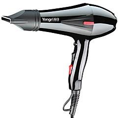 abordables Secador de Pelo-Factory OEM Secadoras de cabello para Hombre y mujer 220 V Temperatura Ajustable / Luz Indicadora de Encendido / Diseño portátil / Regulación de velocidad del viento