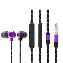 billiga Headsets och hörlurar-X19 I öra Kabel Hörlurar Dynamisk PVC (polyvinylklorid) Sport & Fitness Hörlur headset