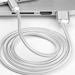 abordables Cables y Adaptadores para Teléfono-Tipo C Carga rapida Cable Samsung / Huawei / Lenovo para 100 cm Para Nailon
