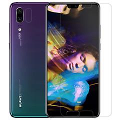 halpa Huawei suojakalvot-Näytönsuojat Huawei varten Huawei P20 PET 2 kpls Etu & kameran linssisuoja Anti-Glare Tahraantumaton Naarmunkestävä Matte Ultraohut