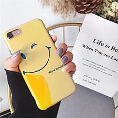 Недорогие Кейсы для iPhone 7 Plus-Кейс для Назначение Apple iPhone X iPhone 7 Plus IMD Кейс на заднюю панель Мультипликация Мягкий Силикон для iPhone X iPhone 8 Pluss