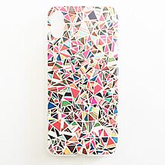 Χαμηλού Κόστους Θήκες iPhone 4s / 4-tok Για Apple iPhone X iPhone 8 iPhone 8 Plus Θήκη iPhone 5 Με σχέδια Πίσω Κάλυμμα Λουλούδι Σκληρή PC για iPhone X iPhone 8 Plus iPhone 8