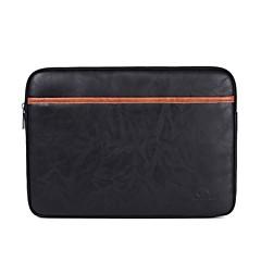 "preiswerte Laptop Taschen-PU-Leder Solide Ärmel 15 ""Laptop / 14 ""Laptop / 13 ""Laptop"