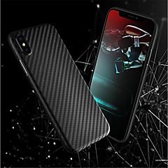 Недорогие Кейсы для iPhone 7 Plus-Кейс для Назначение Apple iPhone X iPhone 8 Ультратонкий Кейс на заднюю панель Плитка Геометрический рисунок Твердый ПК для iPhone X