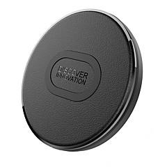 preiswerte Ladegeräte fürs Handy-Kabelloses Ladegerät USB-Ladegerät Universal mit Kabel / QC 2.0 / Kabelloses Ladegerät 1 USB Anschluss 2 A / 1 A DC 9V / DC 5V iPhone X /