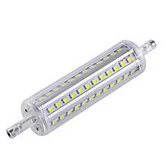 cheap LED Bulbs-1pc 10W 780lm R7S LED Corn Lights T 72 LED Beads SMD 2835 Warm White / White 85-265V