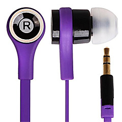 cheap Headsets & Headphones-In Ear Wired Headphones Earphone Copper Mobile Phone Earphone Headset