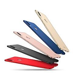 お買い得  Huawei Pシリーズケース/ カバー-ケース 用途 Huawei P20 Pro / P20 超薄型 / つや消し バックカバー ソリッド ハード PC のために Huawei P20 lite / Huawei P20 Pro / Huawei P20