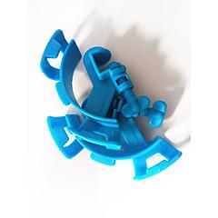 お買い得  アクアリウムデコレーション-パイプクランプ チューブ / トンネル 携帯用 / 簡単装着 プラスチック