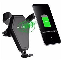 hesapli Şarj Aletleri-Araba Şarj Aleti / Kablosuz Şarj Aleti USB Şarj Aleti Evrensel kablo / Kablosuz Şarj Aleti Desteklenmiyor 1 A DC 5V için iPhone X / iPhone 8 Plus / iPhone 8
