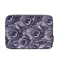"""preiswerte Laptop Taschen-Textil Muster / Feder Ärmel 13 """"Laptop"""