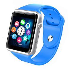 olcso Okos órák-Intelligens Watch W8 for Android Érintőképernyő / Elégetett kalória / Lépésszámlálók Testmozgásfigyelő / Alvás nyomkövető / Dugók & Töltők