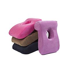 abordables Almohadas-Calidad confortable y superior Cojín de Espuma Viscoelástica / Cojín de Niños Viscoelástico / Reposacabezas Anti-Ácaros / Elástico /