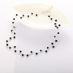 preiswerte Halsketten-Damen Quaste Halsketten  -  Koreanisch, Modisch Gold, Silber 30 cm Modische Halsketten 1pc Für Alltag
