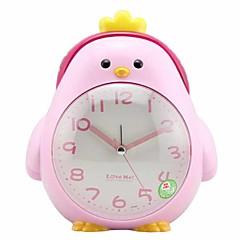 お買い得  クロック-目覚まし時計 アナログ/デジタル プラスチック クォーツ 1 pcs