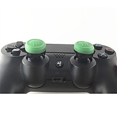 preiswerte Zubehör für Videospiele-Spiel-Controller Thumb Stick Griffe Für PS4 / PS4 Schlank / PS4 Prop . Spiel-Controller Thumb Stick Griffe Silikon 1 pcs Einheit